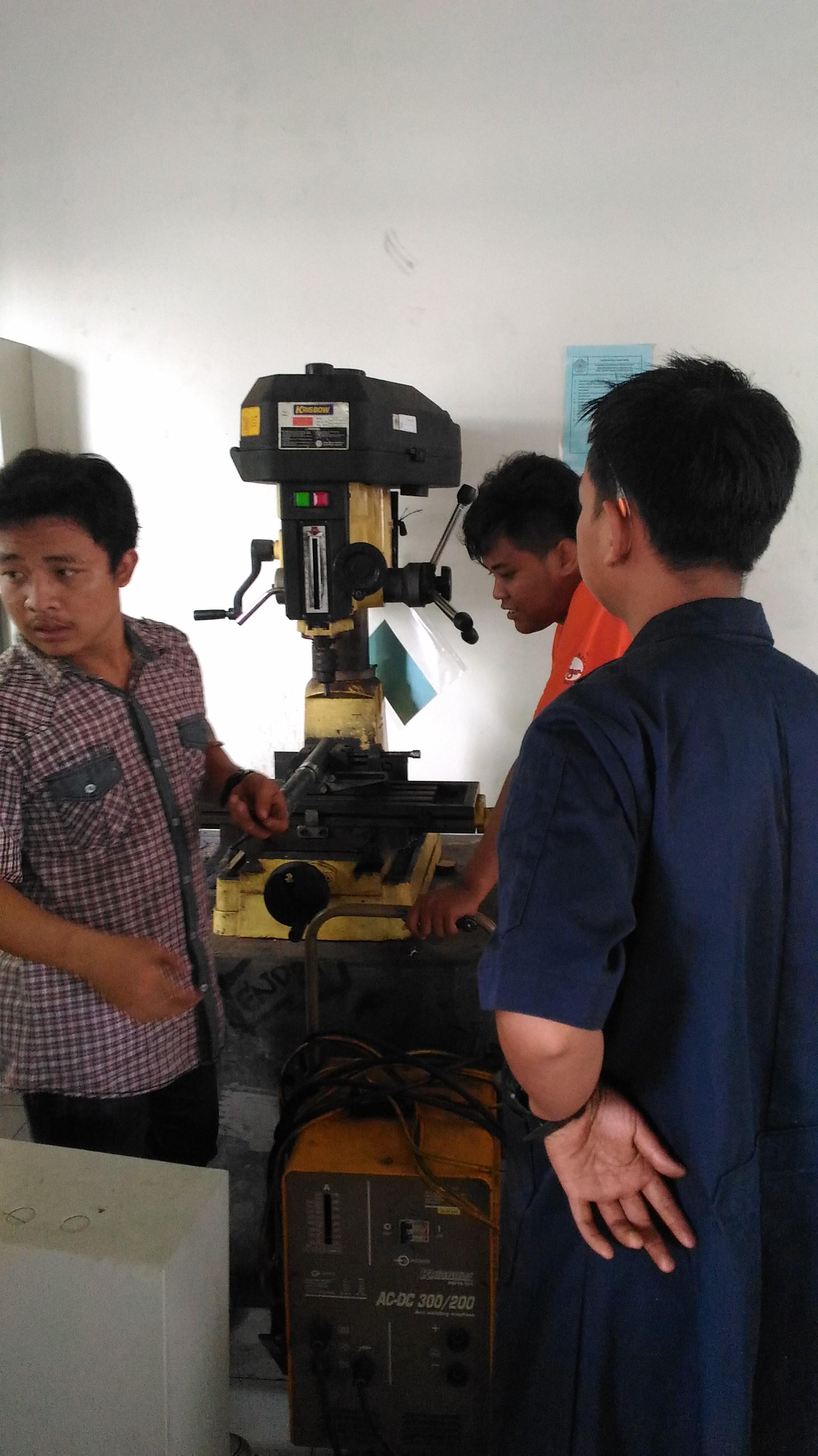 Lab Produksi