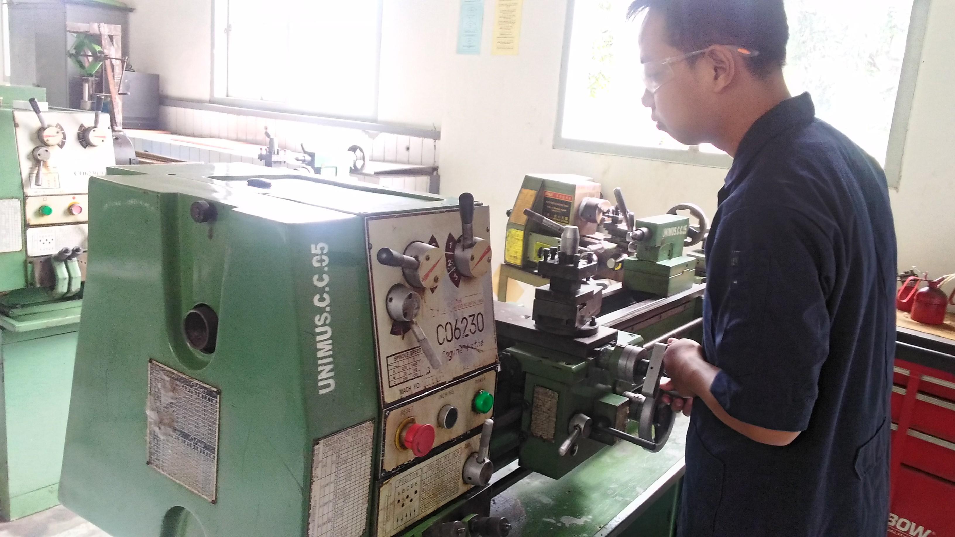 Laboraturium Proses Produksi