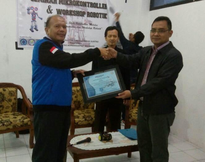 pemberian sertifikat
