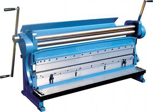 MANUAL SHEARING, ROLLING AND BENDING UNIMUS