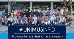 kartini day 2019 di ft unimus