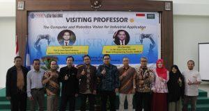visiting provessor fakultas teknik 2020